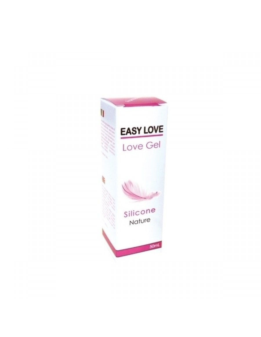 Easy Love Gel Lubrifiant Massage Erotique 50ml Naturel