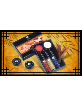 Ensemble érotique Secrets de Geisha de Shunga