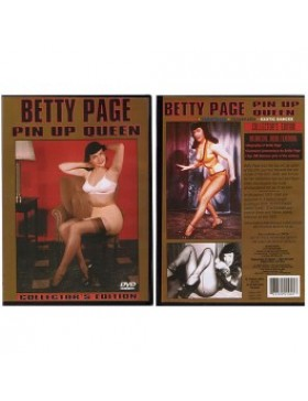 DVD Vintage Pin Up Queen avec Betty Page