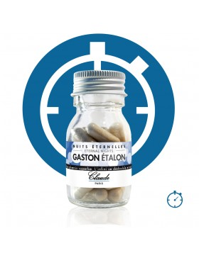 flacon de 28 gelules Gaston etalon retardateur d ejaculation