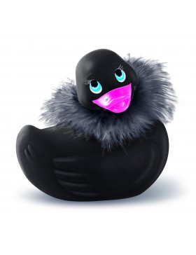 Duckie diams noir grand modele
