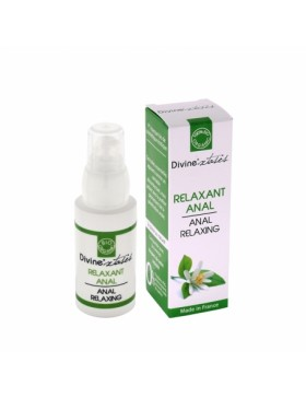 Spécial Relaxant Anal BIO Divinextases 50 ml