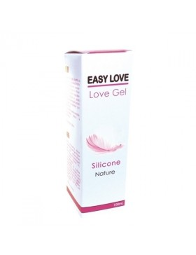 Easy Love Gel Lubrifiant Massage Erotique 100 ml Naturel
