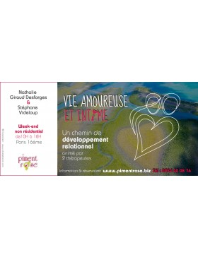 Stage Weekend therapie vie amoureuse vie intime