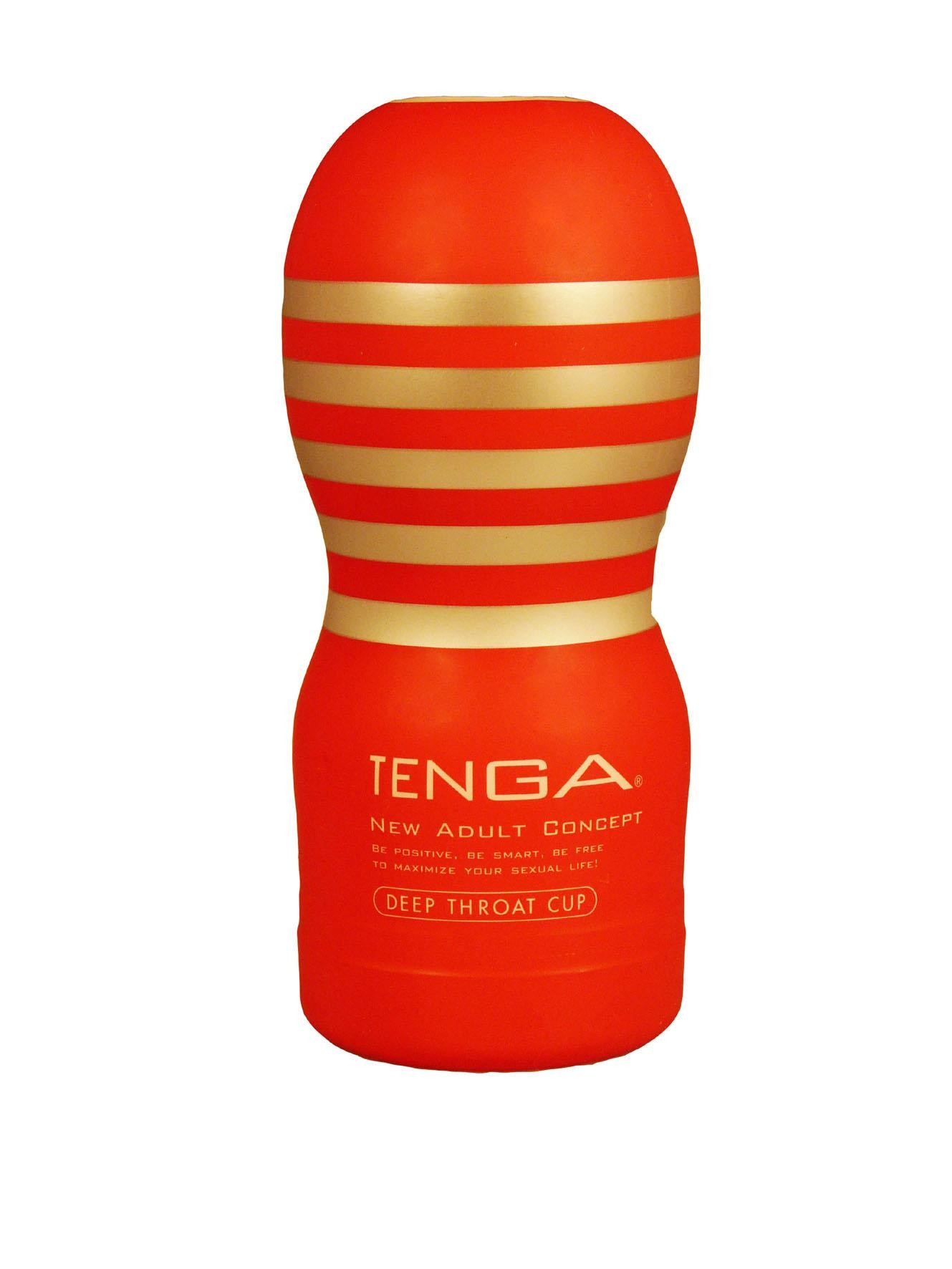 Tenga Deep Throat cup masturbateur sensation fellation