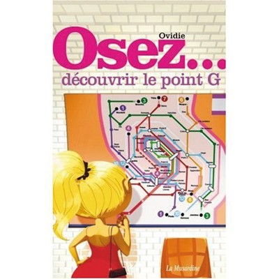 Osez le point G par Ovidie