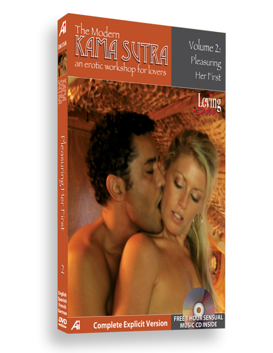 DVD pour adulte Pleasuring Her First ou son plaisir à elle