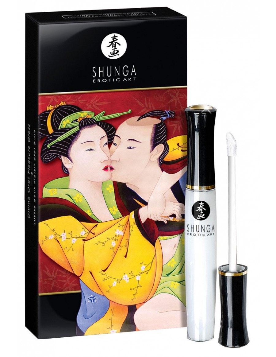 Lip Gloss Divine Oral Pleasure Shunga