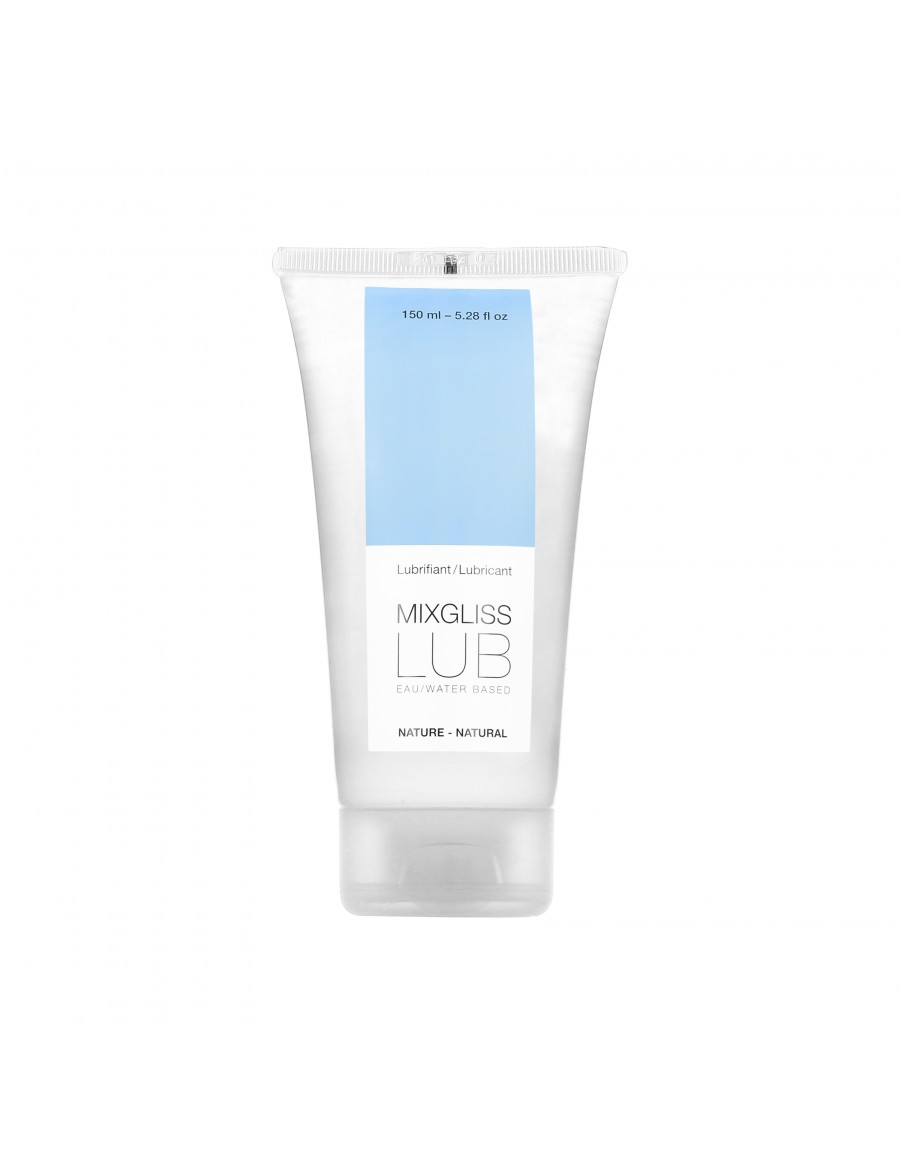 MixGliss Lubrifiant gel Intime NATUREL 150 ml