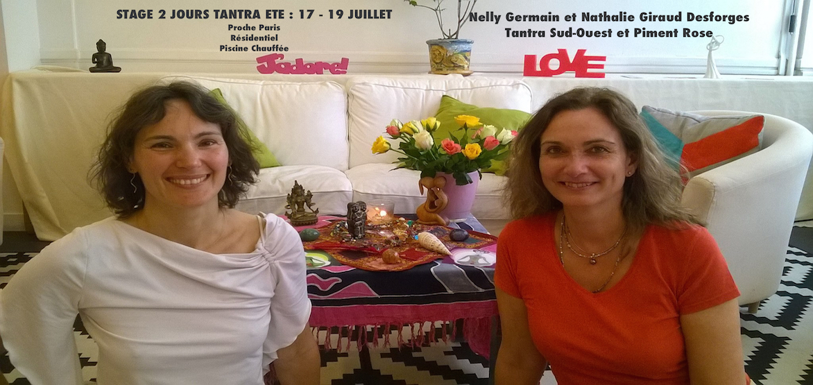 stage Tantra ETE by Piment Rose et Tantra Sud Ouest